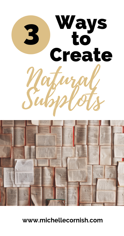 Subplots are an important story element to make sure your readers keep turning the pages. Here's how you can incorporate subplots in your novel outline.