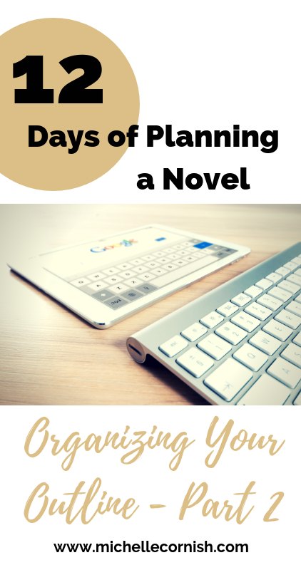 Now that you have a novel outline, how will you organize it? Learn how Google Keep and Google Docs can work together to keep your writing organized.