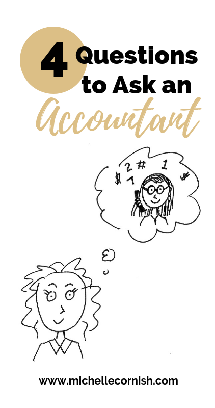 Four questions to ask an accountant before hiring them to do your taxes. Make sure you find someone who will save the most tax and do what's best for you.