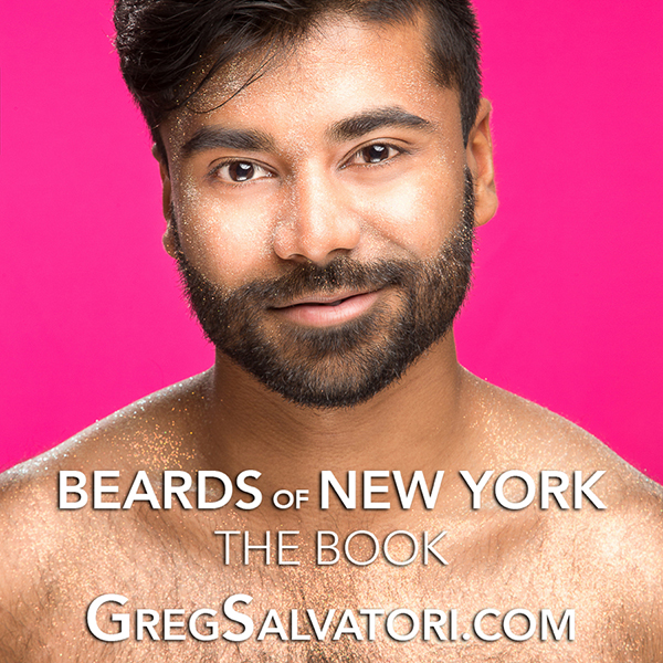 Aquib Yacoob Beards Of New York Greg Salvatori