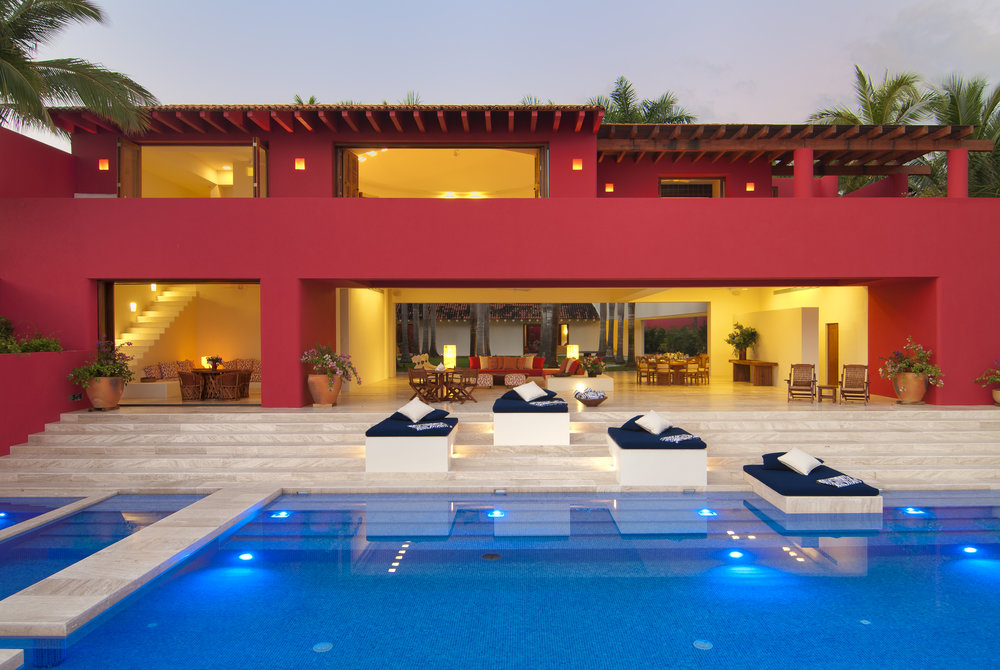 THE MEXICAN MAGICVilla Pacifica is a 5 bedroom,  5.5 bathroom villa... [more] -