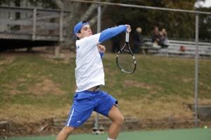 9-22-14 Men's Tennis