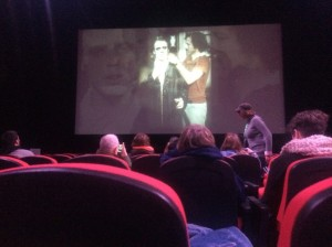 "The screening of the movie ""Baal"" during the 41st annual Telluride Film Festival. Muhammad Muzammal/The Chronicle."
