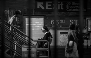 Photo by Alex Cassetti - 66th Street NYC Subway