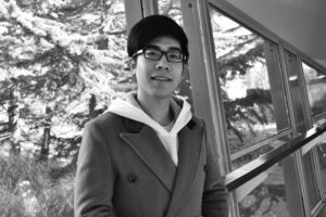 """""""Singing or listening to music. Also movies, action movies especially."""" -Zheng Yifan, freshman"""