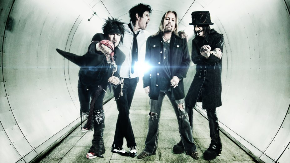New biopic spills 'The Dirt' on Motley Crue — The Hofstra