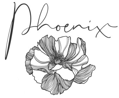 Phoenix Rose • Beautiful Website Design + Intuitive Guidance