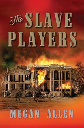 Novel under attack by the KKK. Photo courtesy of Burning House Publishing.
