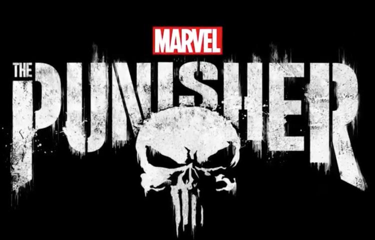 """Logo of Marvel's """"The Punisher."""" Photo courtesy of Wikipedia."""