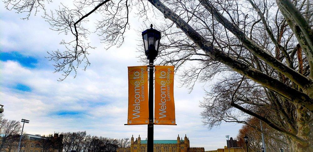 Lehman College campus. Photos by Perla Tolentino.