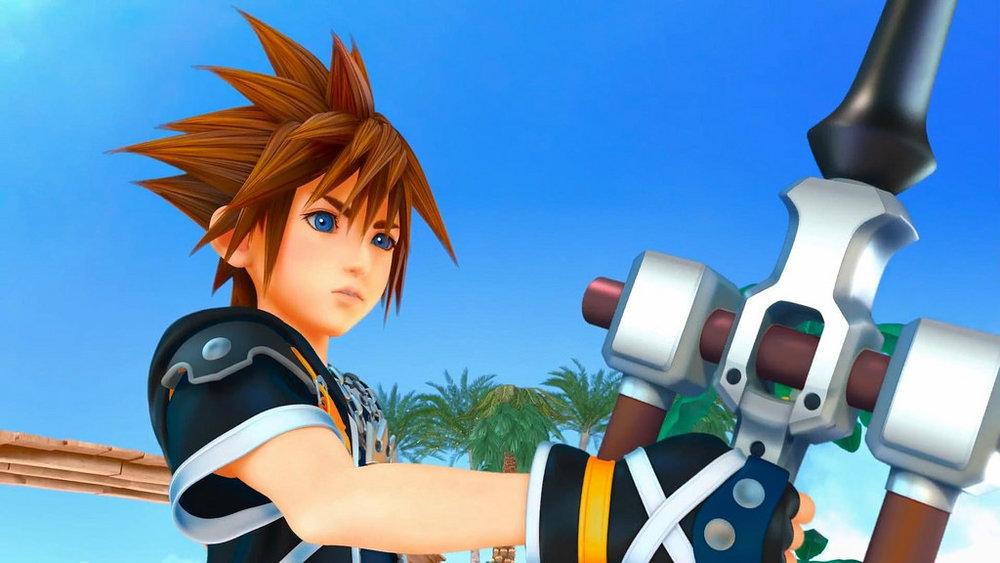 Kingdom Hearts' protagonist Sora. Photo courtesy of Flickr.