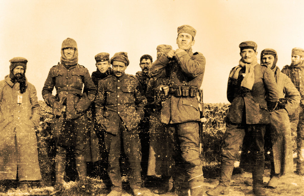 Soldiers of The Christmas Truce