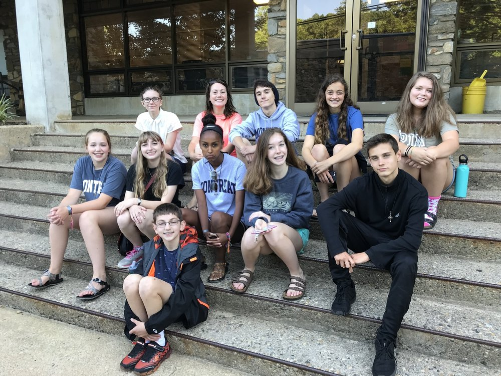 CPC Youth at the Montreat Youth Conference -