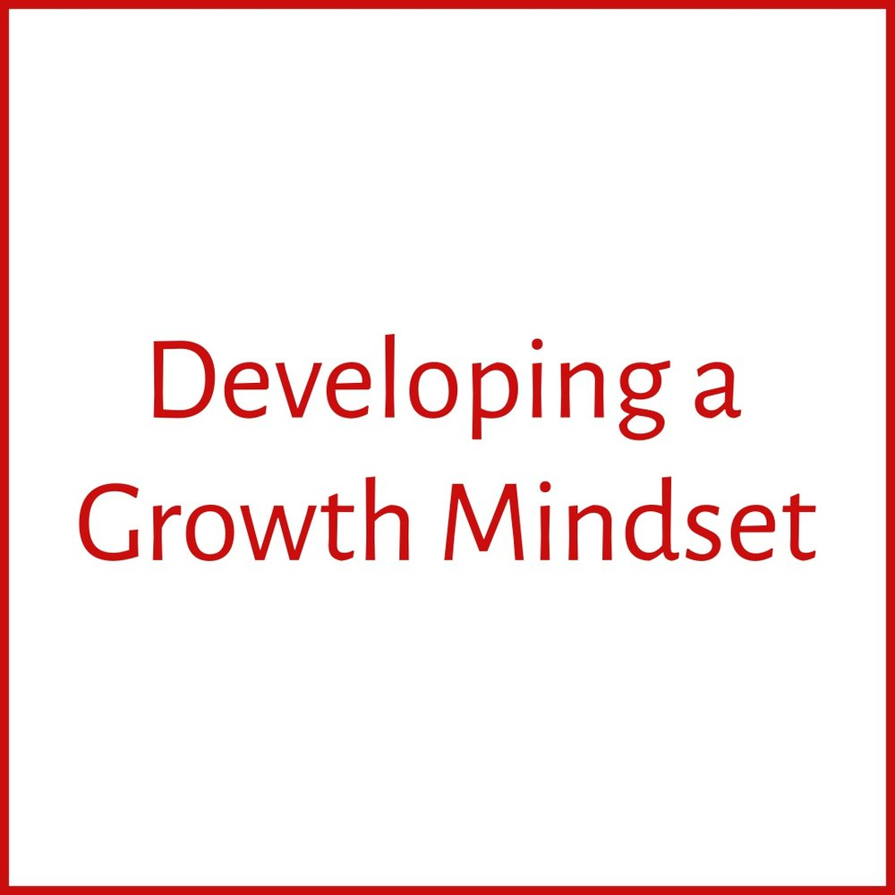 Developing a growth mindset with Dominique Mas