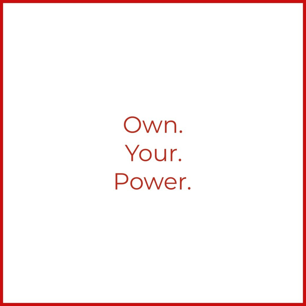 Lead Yourself With Awareness: Own Your Power and gain self-confidence with Dominique Mas