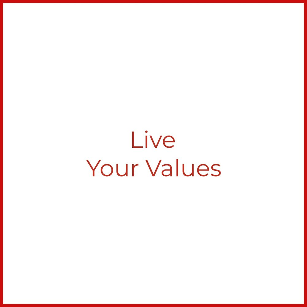 Lead Yourself With Awareness: Live Your Values With Dominique Mas