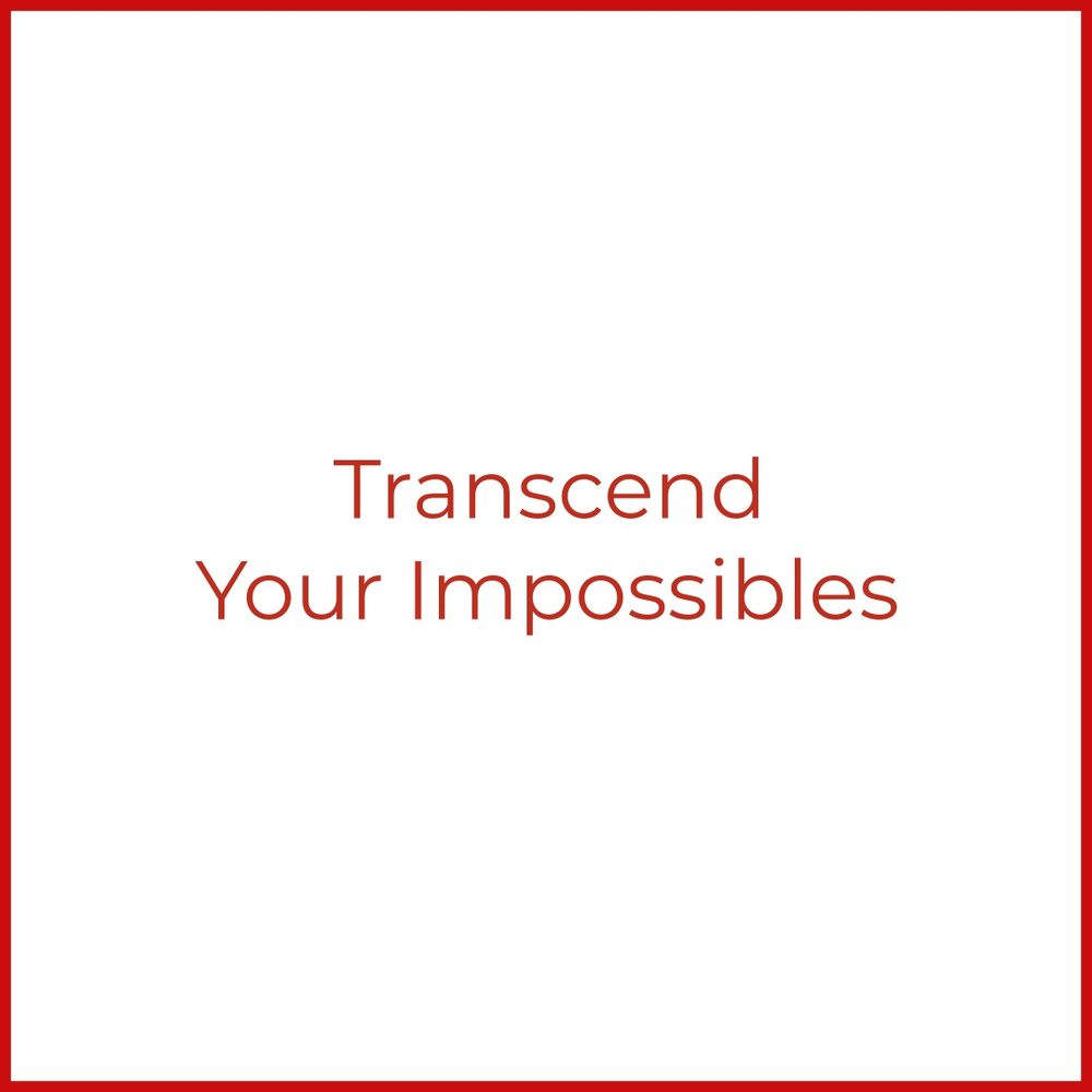 Lead Yourself With Awareness: Transcend Your Impossibles with Dominique Mas