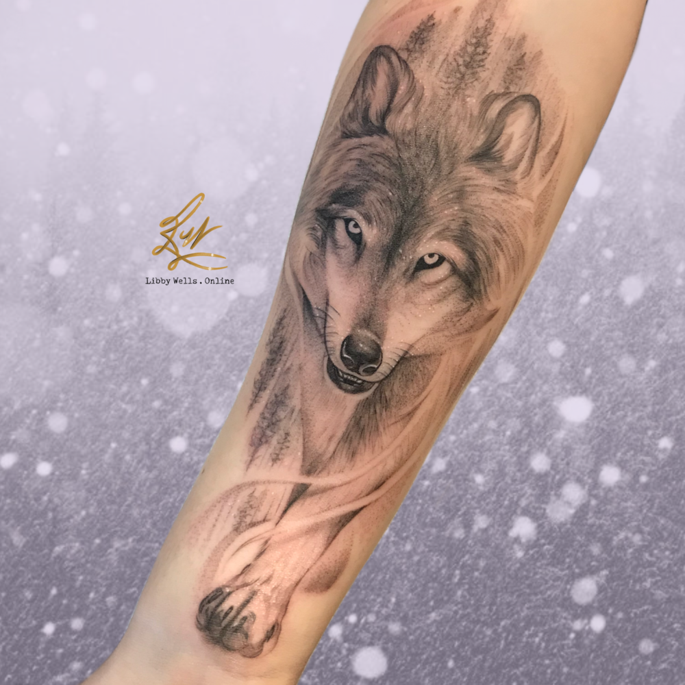 Libby Wells - Fine Art & Tattooing
