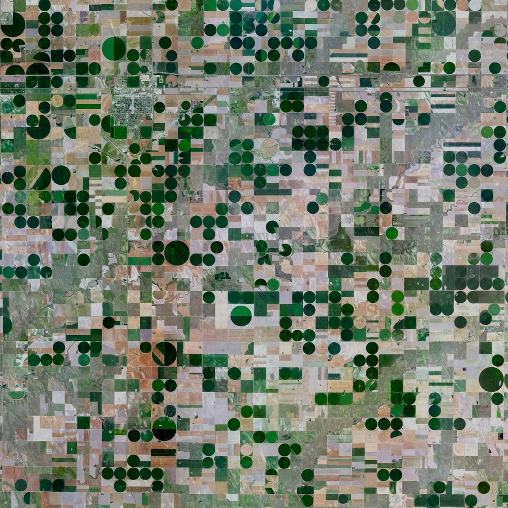 Overview by Benjamin Grant, satellite imagery © DigitalGlobe