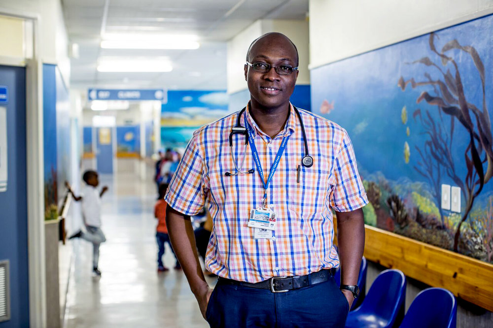The training programme - The APFP medical and nursing fellows are selected by a network of academic partner institutions across Africa. Currently 33 institutions from 13 African countries make up the APFP partner network, who choose the candidates for the program and ensure that there are positions available to them upon completion.