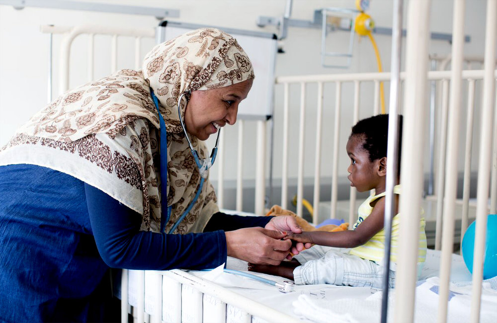 Returning home - The APFP fellows are primarily from and are returning to the public health system, where the need for child-health specialists is the greatest. The result has been a 98% retention rate of graduates remaining in their home country and leading child health services, training, and research.