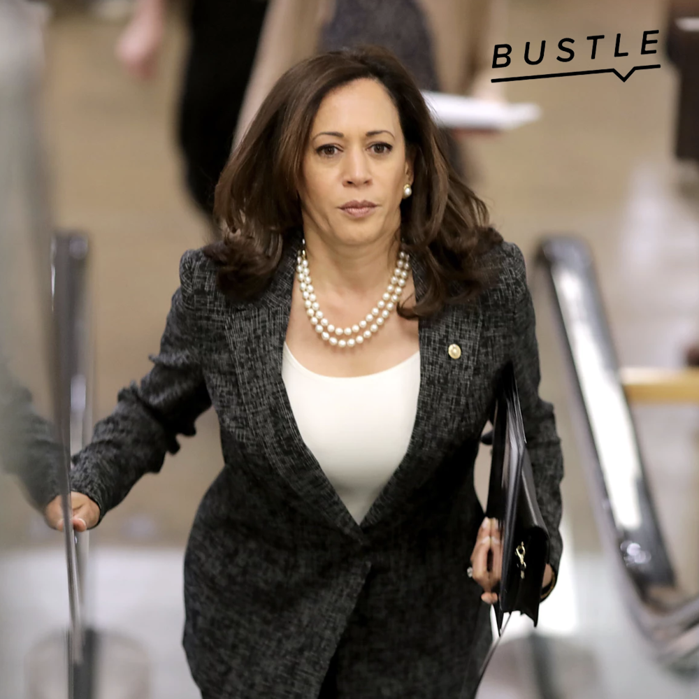 BUSTLE: WHAT KAMALA HARRIS' CRITICS DON'T UNDERSTAND ABOUT FEMALE POLITICIANS   No one is more familiar with the compromises required of women in politics than women in politics. Mallory McMorrow, a graduate of political training program  Emerge Michigan  who's currently exploring a run for office, is intimately familiar with the kind of tradeoff that's plagued women like Harris and Clinton.   Read More  >