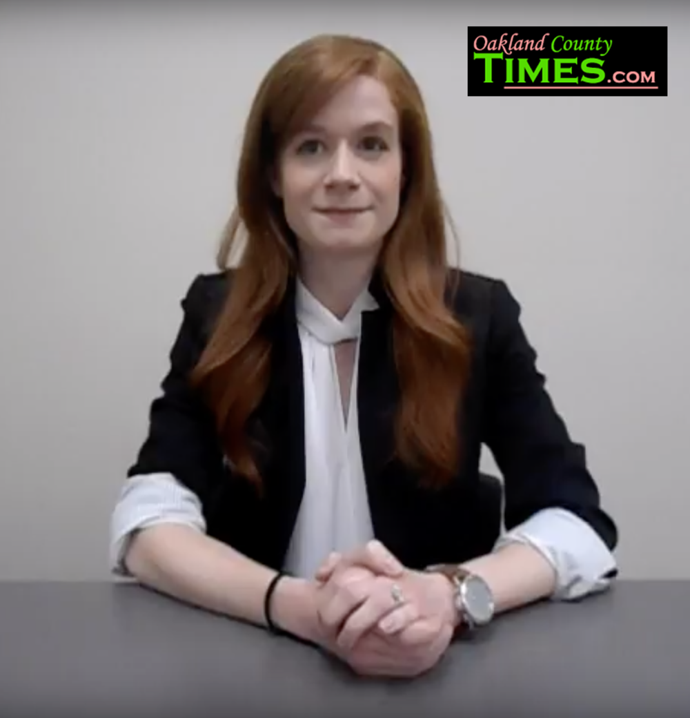 2018 CANDIDATE INTERVIEW WITH MALLORY MCMORROW   Mallory McMorrow sat with the Oakland County Times to talk about why she's running to be Michigan's State Senator and issues that matter to her.   Read More  >