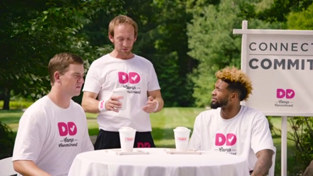 "Dunkin Donuts ""Camp Commitment"" - Commercial"