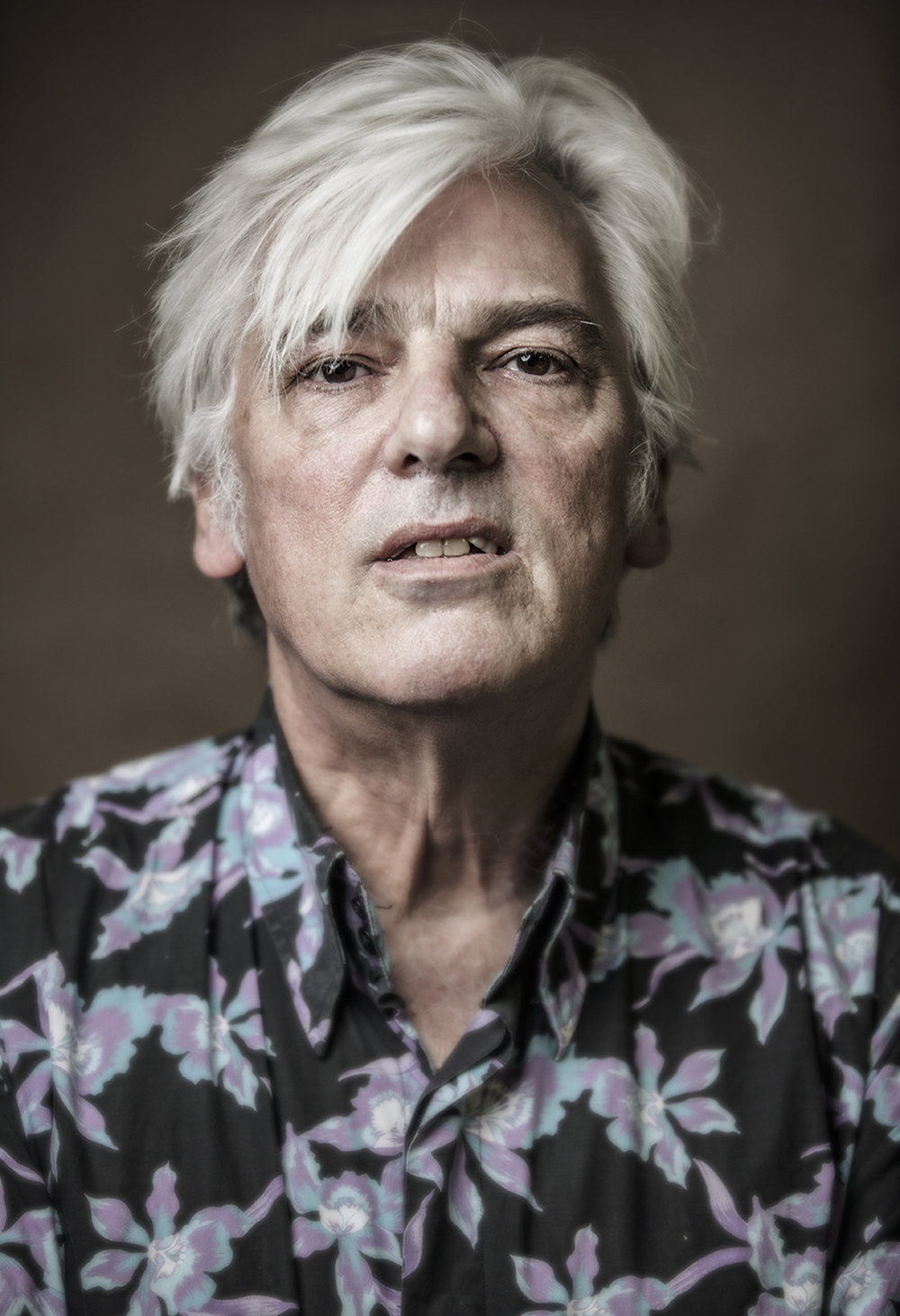 Musician Robyn Hitchcock