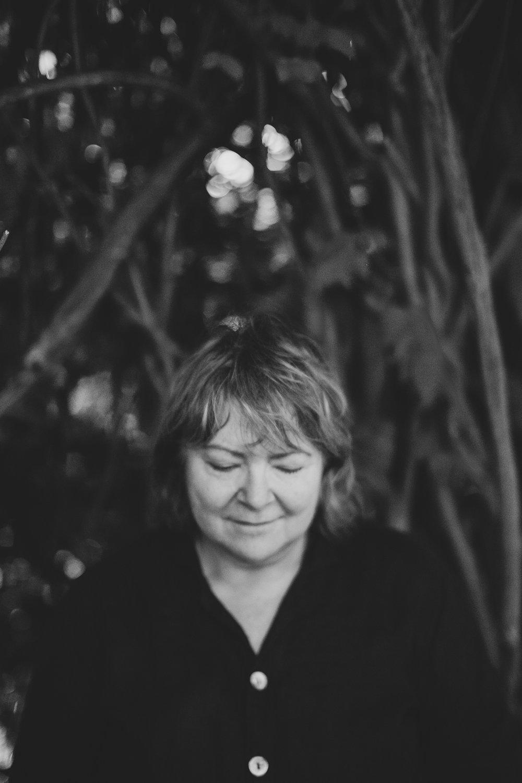 Musician Judy Woodall