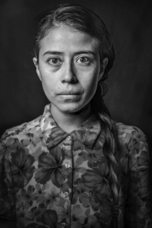 Multi Media Artist Tania Bohorquez