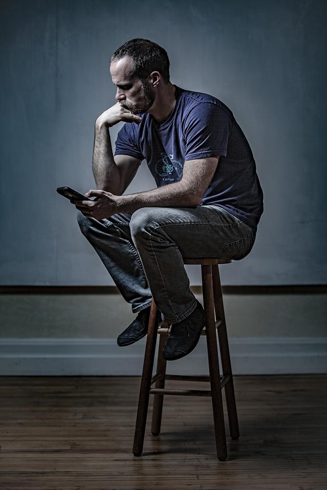 Photographer Leonard Godwin (Modern Thinker)