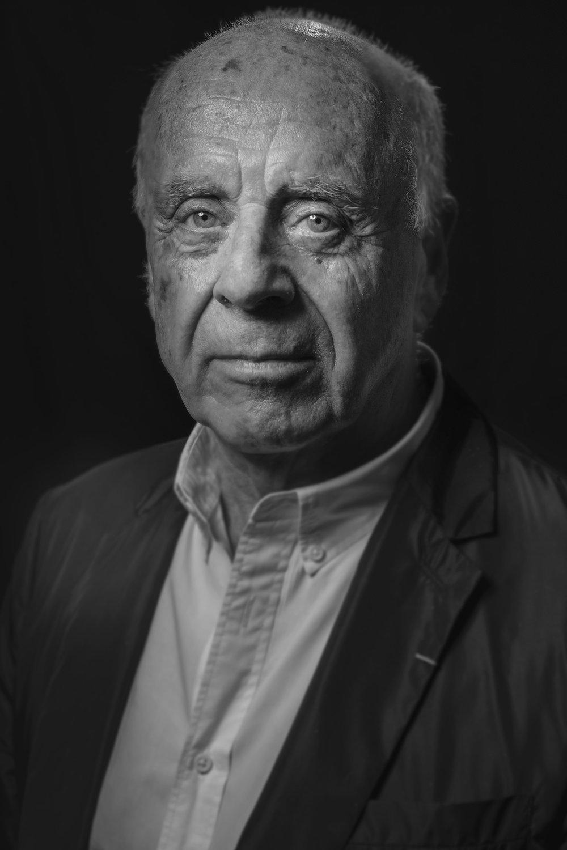 Photographer Ralph Gibson
