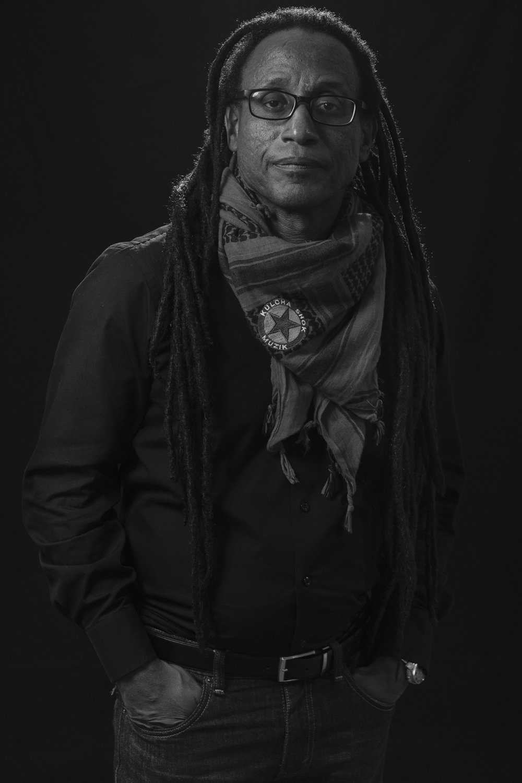 Photographer Carl Juste