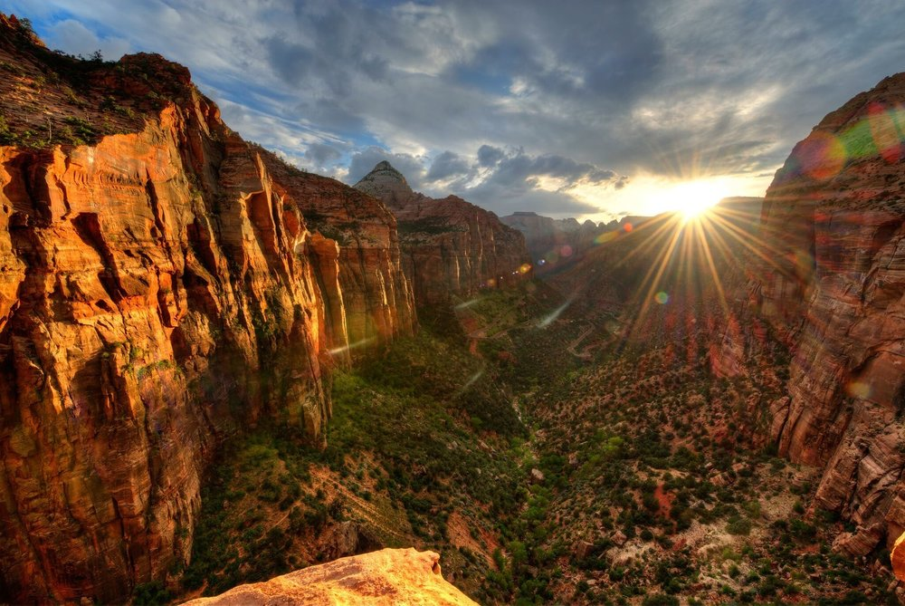 zion observation Point sunset-JT-X3.jpg