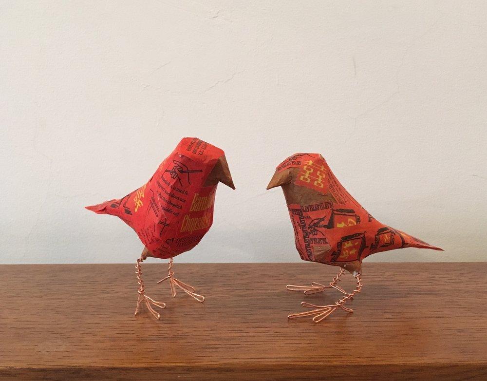 Birds with Attitude (narrative)