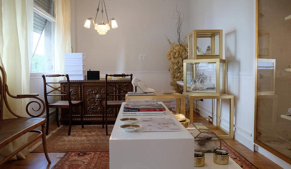Atelier de Sapatos  |  Salão