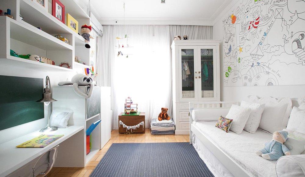 quarto lúdico -