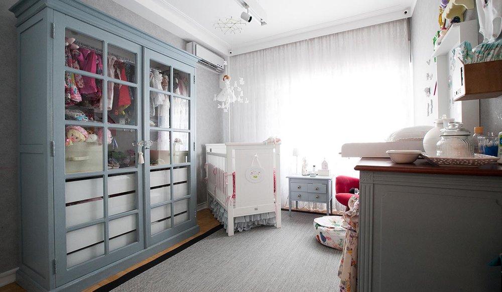 quarto romântico -