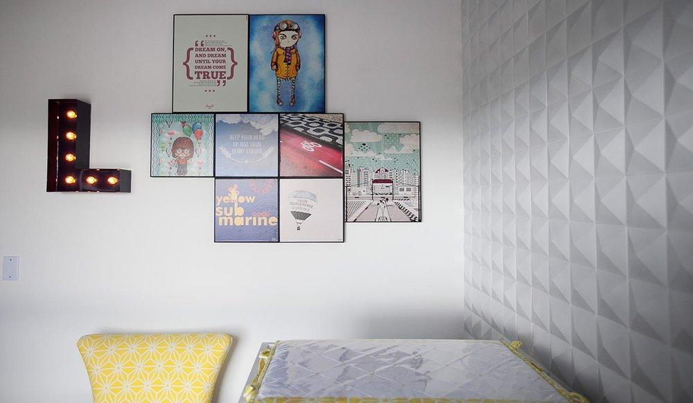 quarto moderno -