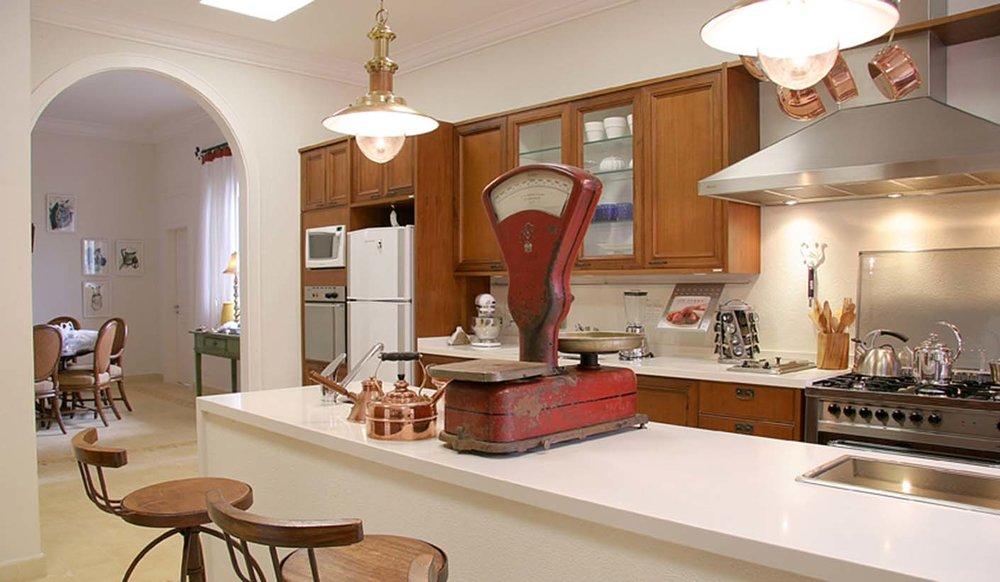 Casa Baroneza  |  Cozinha