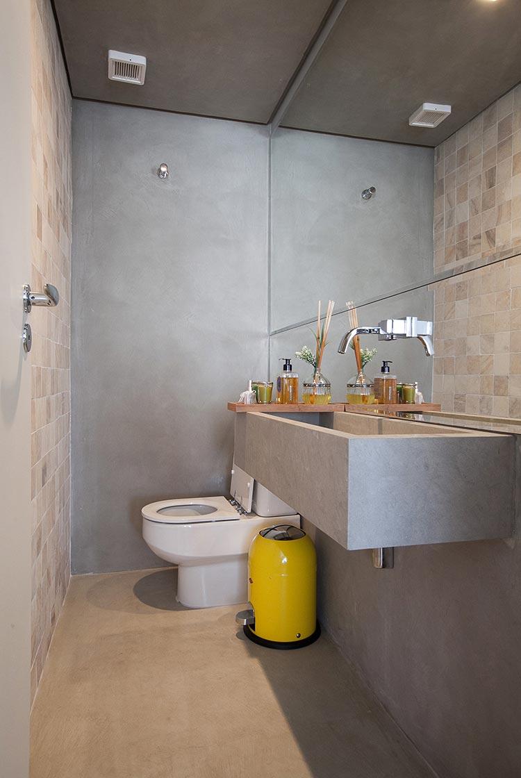Apartamento Itaim  |  Lavabo