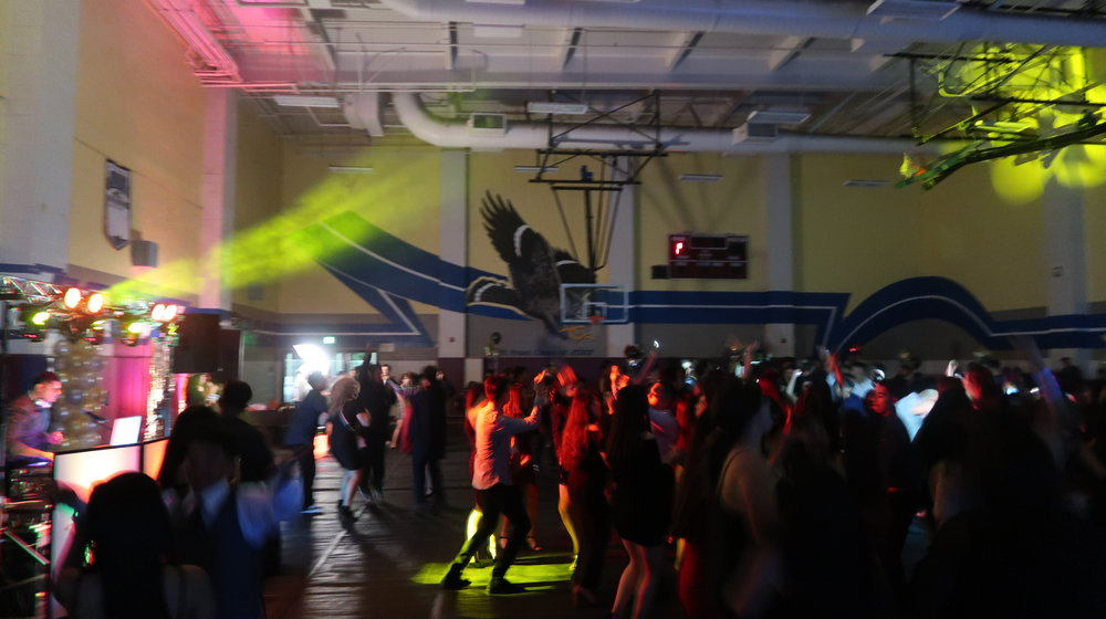Maywood Academy High School - Homecoming 2017