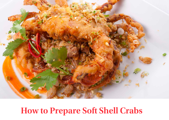 How to Prepare Soft Shell Crabs - The delicious soft shell crab…mmmmm soooo good….is a Chesapeake Bay regional specialty. A culinary delight that makes mouths water every time a softy dish is mentioned (the crabbers and I call em' softies). In this guide we will tackle this delicacy- so you can easily prepare soft shell crabs at home.