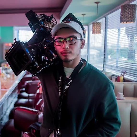 ERICK TURCIOS • DIRECTOR OF PHOTOGRAPHY