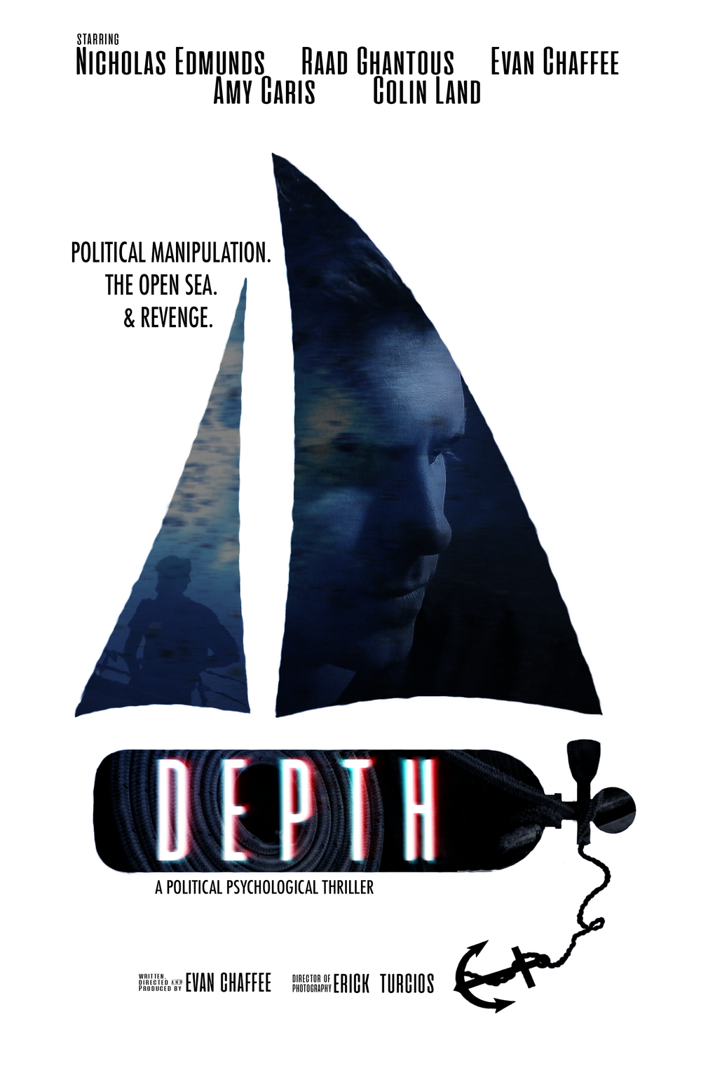 DEPTH - A Political Psychological Thriller