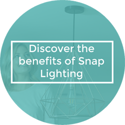 Snap Lighting Benefits Button
