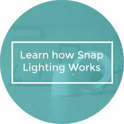 Snap Lighting How Works Button