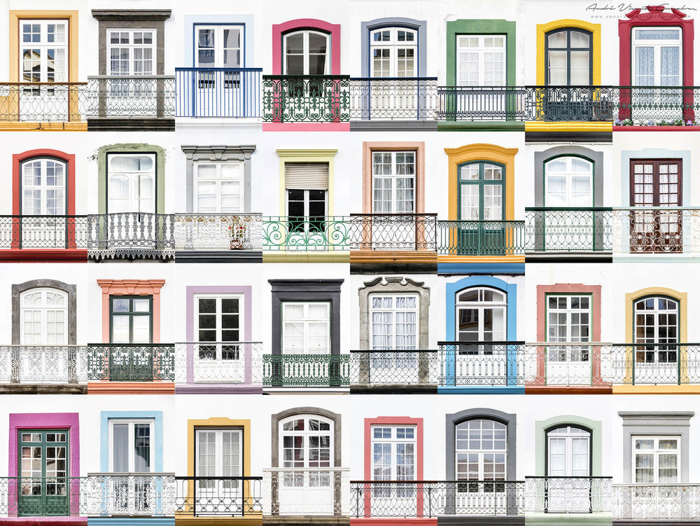 Windows of the World - Angra do Heroismo