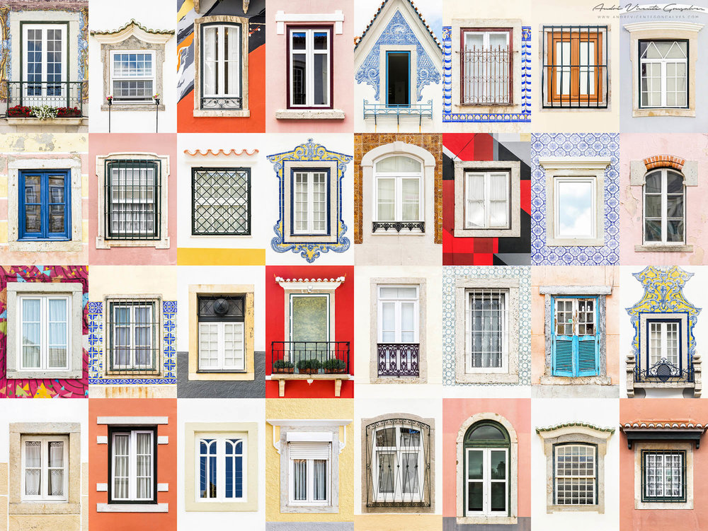 Windows of the World - Cascais